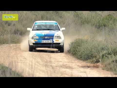 II Rally Navarra 2016 camara lenta