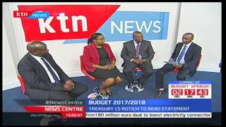 BUDGET 2017/2018:  Analysis on this year's budget - 30/3/2017
