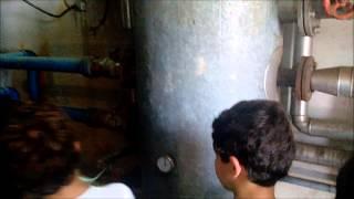 À descoberta de Energia Sustentável: uma visita às Piscinas Municipais da Vidigueira