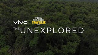 vivo x Nat Geo Traveller India | #TheUneXplored Teaser ft Malaika Vaz