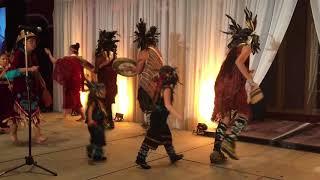 Coast Salish Dancers at ABA 2017!