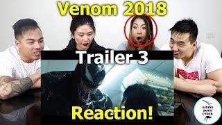 VENOM Trailer 3 (2018) | Reaction - Australian Asians