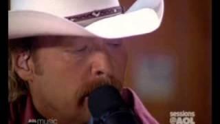 "Alan Jackson - ""Drive""   (AOL Sessions Video)"