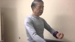 Dr. Leung Walking exercise