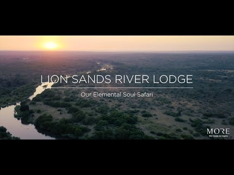 Lion Sands River Lodge: Our Elemental Soul Safari