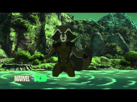 Marvel's Guardians of the Galaxy 1.10 (Clip)