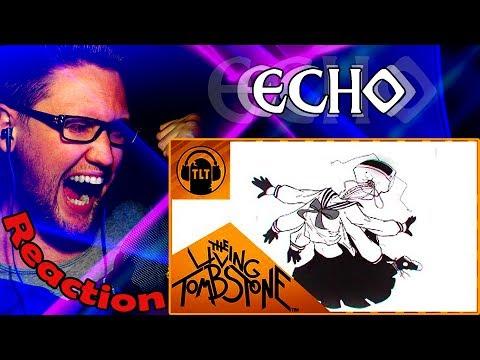 ECHO 【Gumi English】Crusher-P: The Living Tombstone Remix REACTION!