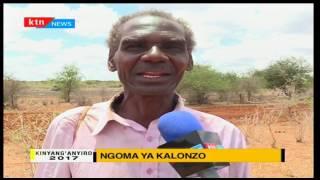 Kinyang'anyiro 2017: Ngoma ya Kalonzo - 23/3/2017 [Sehemu ya Kwanza]