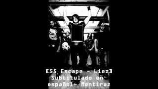 55 Escape - Liez - Lyrics Letra y subtitulos en español