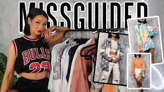 ANOTHER DAY, ANOTHER MISSGUIDED TRY ON CLOTHING HAUL *W/ DISCOUNT CODE* AD
