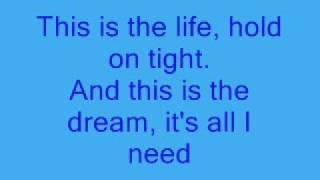 Hannah Montana - This Is The Life karaoke