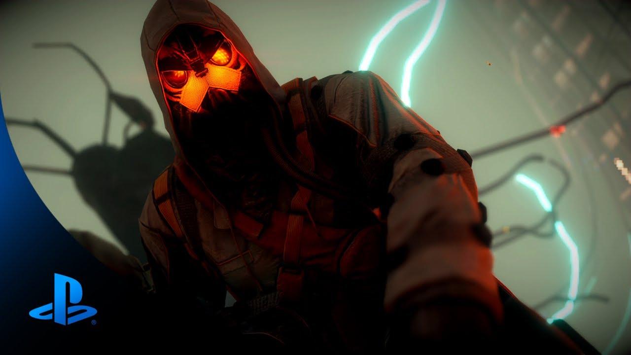 Killzone: Shadow Fall Anunciado para o PS4