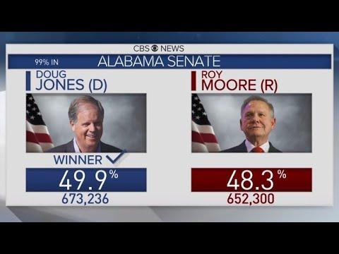 How Doug Jones pulled off a win in Alabama