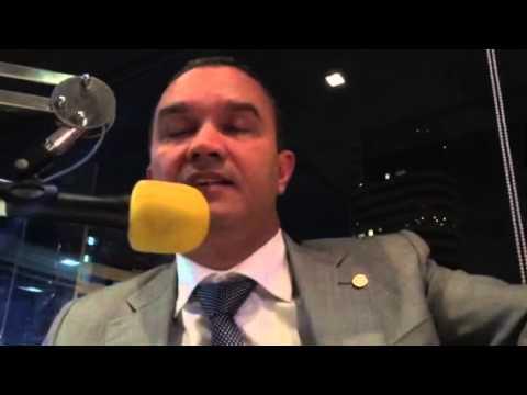 ASSISTA À ENTREVISTA DO DEPUTADO KELPS NA 95FM