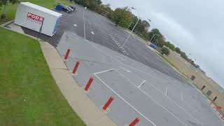 Freestyle with Catalyst machineworks BangGod with DJI FPV