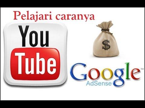 Video cara menjadi publisher adsense dan youtube partner sukses dan handal  !!!