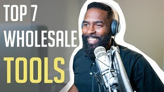 Wholesaling Real Estate | My Top 7 Tools I use for Wholesaling