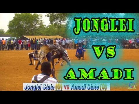 JONGLEI STATE VS AMADI STATE (ATUOT) JICA TOURNMENT