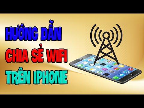 Hướng Dẫn Cách Phát, Chia Sẻ Wifi trên iPhone Cực Dễ Dàng | Bệnh Viện Điện Thoại