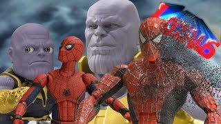 Spider Man Episode 4 Stop Motion Trailer
