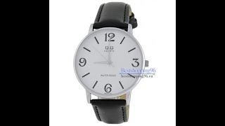 Видео обзор наручных часов QQ Q854-304
