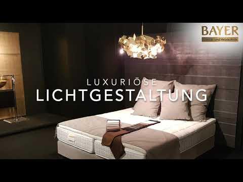 Bayer Sanitär- & Heiztechnik - Luxuriöse Lichtgestaltung by Novoline