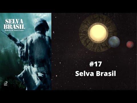 Diário de Anarres #17 - Selva Brasil (Roberto de Sousa Causo) - RESENHA