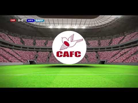 Carshalton athletic FC V AFC Wimbledon Home Highlight