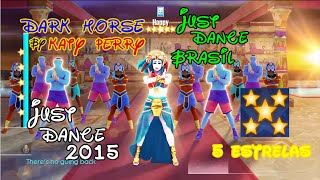Dark Horse - Katy Perry - Just Dance 2015 - 5 Estrelas