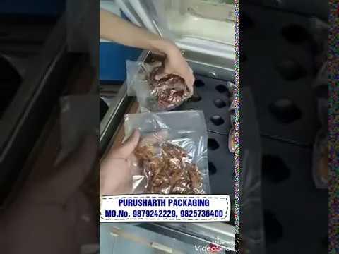 MS Double Chamber Vacuum Packing Machine