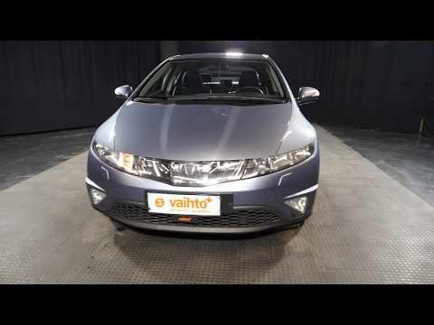 Honda CIVIC 1.8 Sport 5d, Monikäyttö, Manuaali, Bensiini, JGO-786