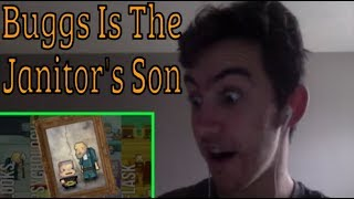 """""""Buggs Is The Janitor's Son?!"""" Reacting To Game Theory: The Kindergarden Family Secret"""