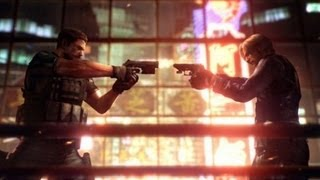 Resident Evil 6 - This Is War | GMV (Game Music Video)