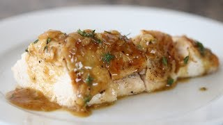 How To Make A Pan Sauce For Chicken Breasts