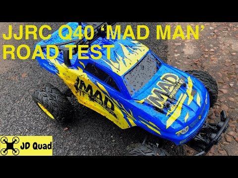 JJRC Q40 Road Test - Courtesy of Banggood