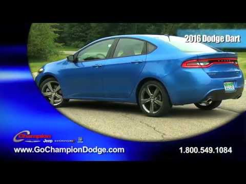 2016 Dodge Dart Commercial - Los Angeles, Cerritos, Downey, South Bay CA - NEW DEALS - In Stock!