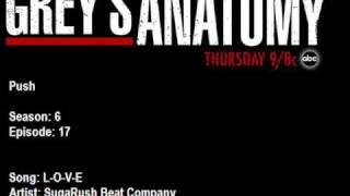 SugaRush Beat Company - L-O-V-E