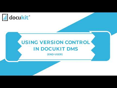 Docukit Version Control