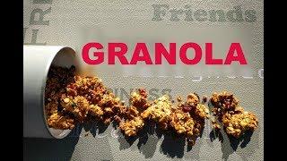 Se lancer dans le granola