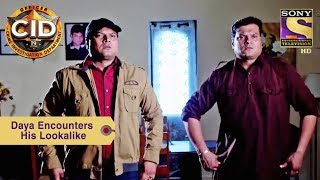 Your Favorite Character | Daya Encounters His Lookalike | CID