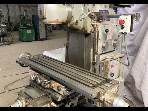 Induma 1120 X 250 Milling Machine