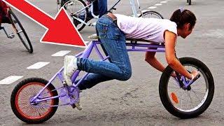 20 จักรยาน สุดเจ๋งที่คุณเห็นแล้วจะต้องทึ่ง (ว้าว !!)