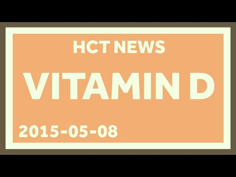 "Video New Studies ""D""-bunk Benefits of Vitamin D: Healthcare Triage News"