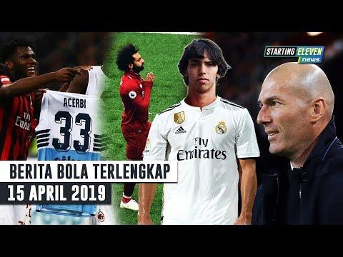 Selebrasi Mo Salah 👍 Zidane Akan Jual 3 Pemain Ini 🙄 Kontroversi Pemain Milan ( Berita Bola )