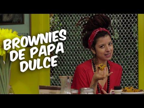 Brownies de Papa Dulce (Violet & Spice)