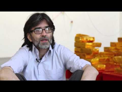 #30bienal Helio Fervenza responde perguntas do #educativobienal
