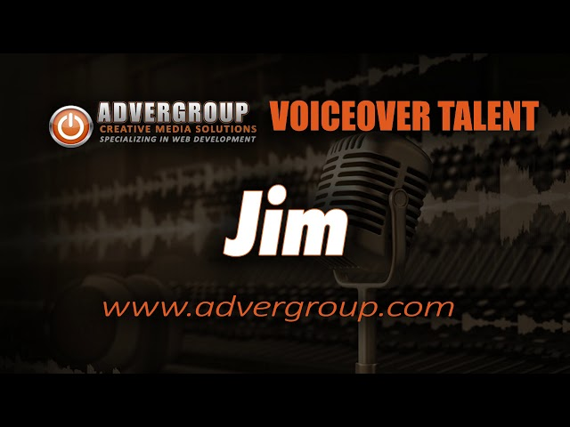 JIM Male VOICEOVER T ..