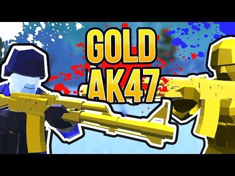 Steam Community :: Video :: RAVENFIELD GOLD AK47 | Golden