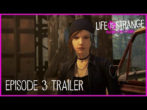 Life is Strange: Before the Storm Ep 3 Trailer [PEGI] thumbnail