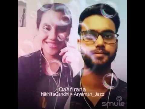 Qaafirana Cover | Nikhita Gandhi | Aryaman